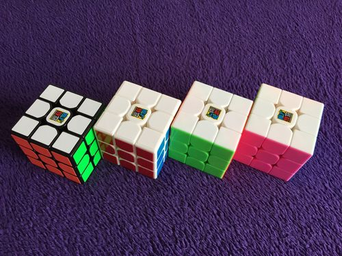 JiaoShi MF3RS 3x3
