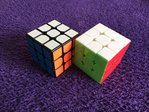 Z-Cube Magnetic 3x3
