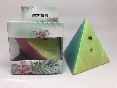 QiYi QiMing Jelly Pyraminx