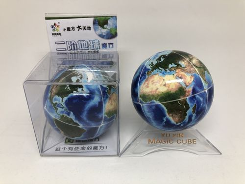 YuXin Earth 2x2