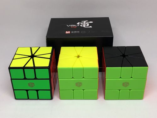 X-Man Volt v2 M (Full Magnet) Square-1