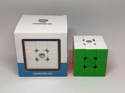 GAN MonsterGo Magnetic 3x3